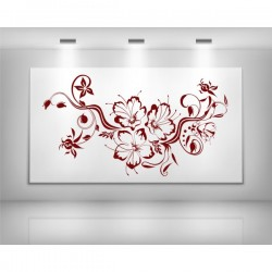 Wall sticker pattern no. 195