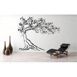 Wall sticker pattern tree no. 280