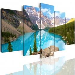 Bild – auf einen Rahmen aufgezogenes Canvas 505