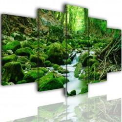 Bild – auf einen Rahmen aufgezogenes Canvas 515