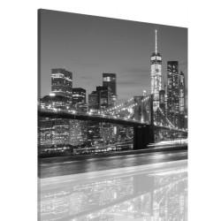 Bild – auf einen Rahmen aufgezogenes Canvas 533