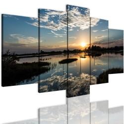 Bild – auf einen Rahmen aufgezogenes Canvas 12284