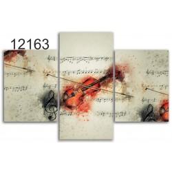 Bild – auf einen Rahmen aufgezogenes Canvas 12163
