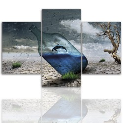 Bild – auf einen Rahmen aufgezogenes Canvas 12249