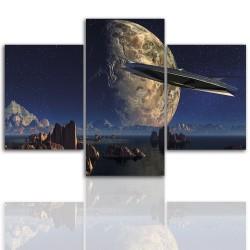 Obraz - canvas natažený na rám 12258