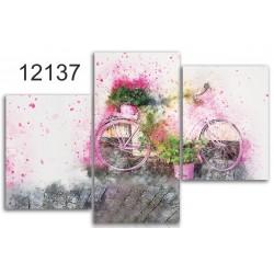 Bild – auf einen Rahmen aufgezogenes Canvas 12137
