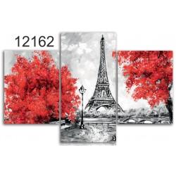 Bild – auf einen Rahmen aufgezogenes Canvas 12162