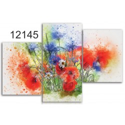 Bild – auf einen Rahmen aufgezogenes Canvas 12145