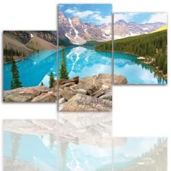 Bild – auf einen Rahmen aufgezogenes Canvas 12007