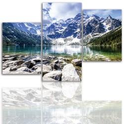 Bild – auf einen Rahmen aufgezogenes Canvas 12021