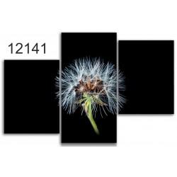 Bild – auf einen Rahmen aufgezogenes Cans 12141