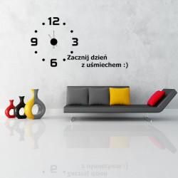 Zegar ścienny Happy XL NT