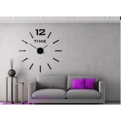 Zegar na ścianę nowoczesny LINEA V1