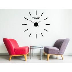 Zegar na ścianę nowoczesny LINEA V2
