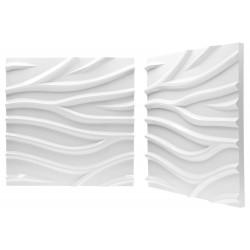 Panele ścienne gipsowe 3D Drzewko szczęścia 50x50cm BL