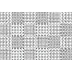 Naklejki na płytki ceramiczne kafle schody motyw 9001