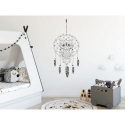 Sienos lipdukas motyvas sapnų gaudyklė Nr. 8501