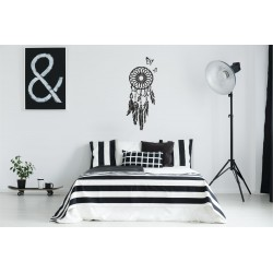 Sienos lipdukas motyvas sapnų gaudyklė Nr. 8504