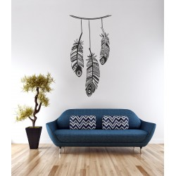 Wall sticker pattern Dreamcatcher no. 8512