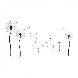 Wandaufkleber-Motiv Pusteblumen Nr. 4