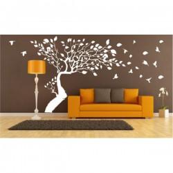 Wandaufkleber-Motiv Baum Nr. 230