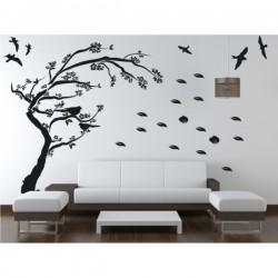 Wandaufkleber-Motiv Baum Nr. D31