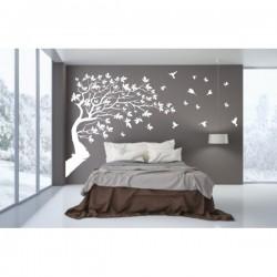 Wandaufkleber-Motiv Baum Nr. 269