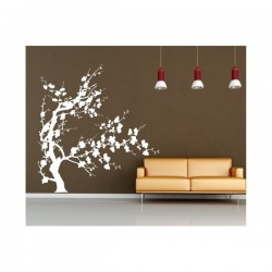 Wandaufkleber-Motiv Baum Nr. D22