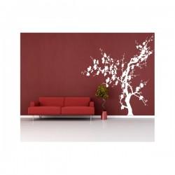 Wandaufkleber-Motiv Baum Nr. D23