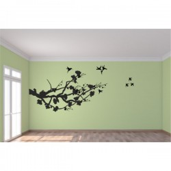 Wandaufkleber-Motiv Baum Nr. 193