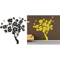 Wandaufkleber-Motiv Baum Nr. D44