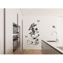 Wandaufkleber-Motiv Nr. Küchen 1185