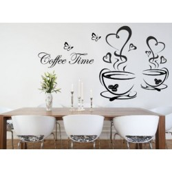 Wall sticker pattern no. kitchen 1195