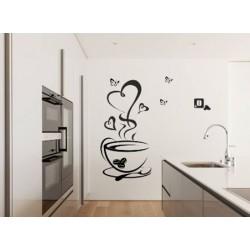 Wandaufkleber-Motiv Nr. Küchen 1196