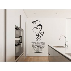 Wandaufkleber-Motiv Nr. Küchen 1198