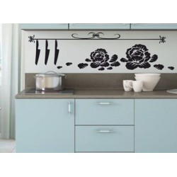 Wandaufkleber-Motiv Nr. Küchen 1200