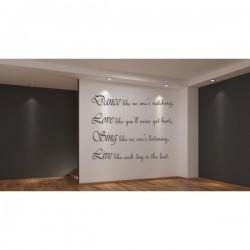 Zitate Aufschriften auf der Wand Nr.  513